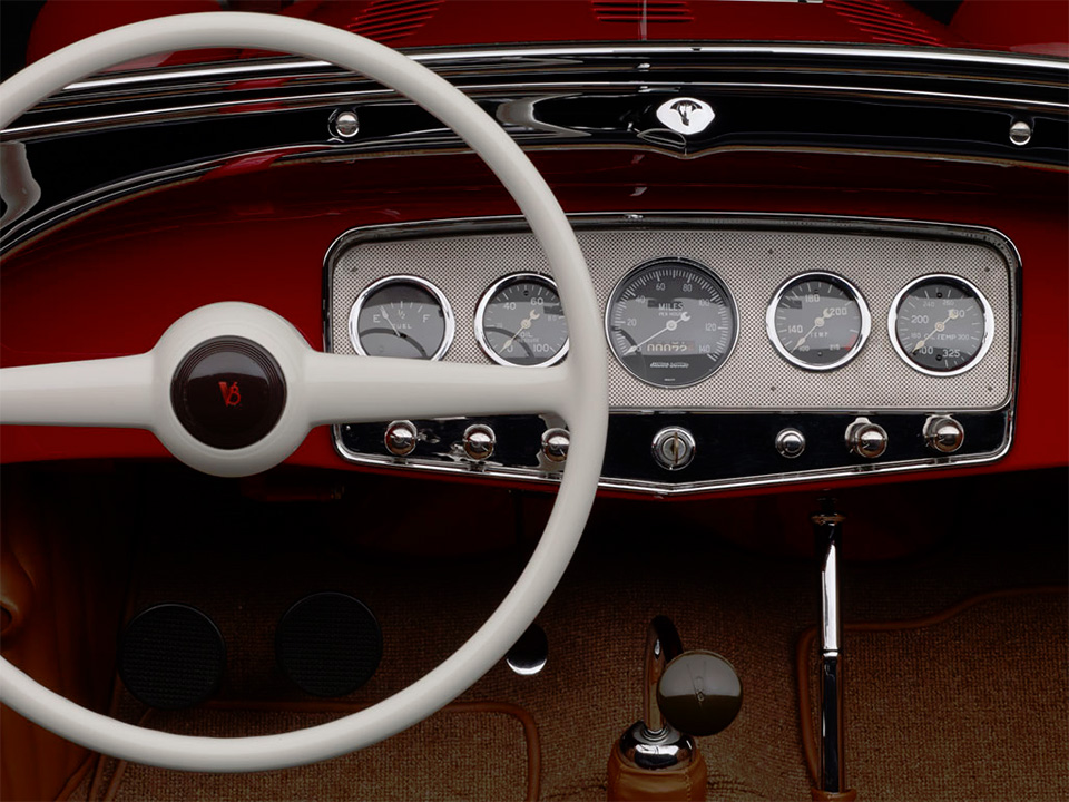 1929 Ford 'Dick Flint' Roadster 8