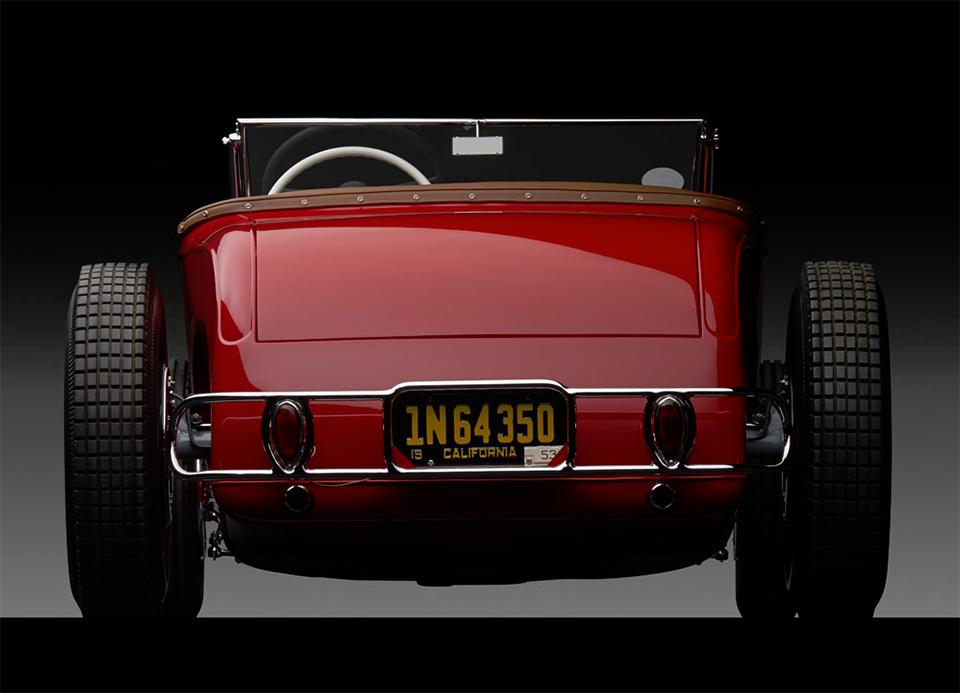 1929 Ford 'Dick Flint' Roadster 9