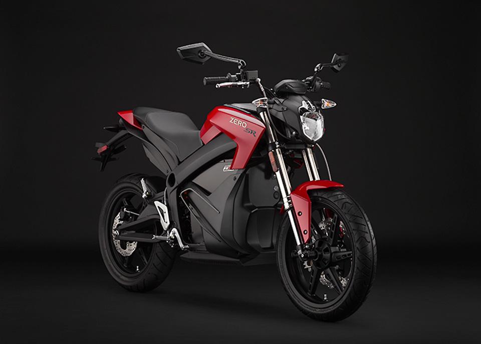 2014 Zero SR Electric Motorcycle 2