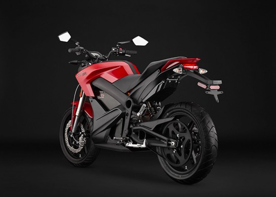 2014 Zero SR Electric Motorcycle 3