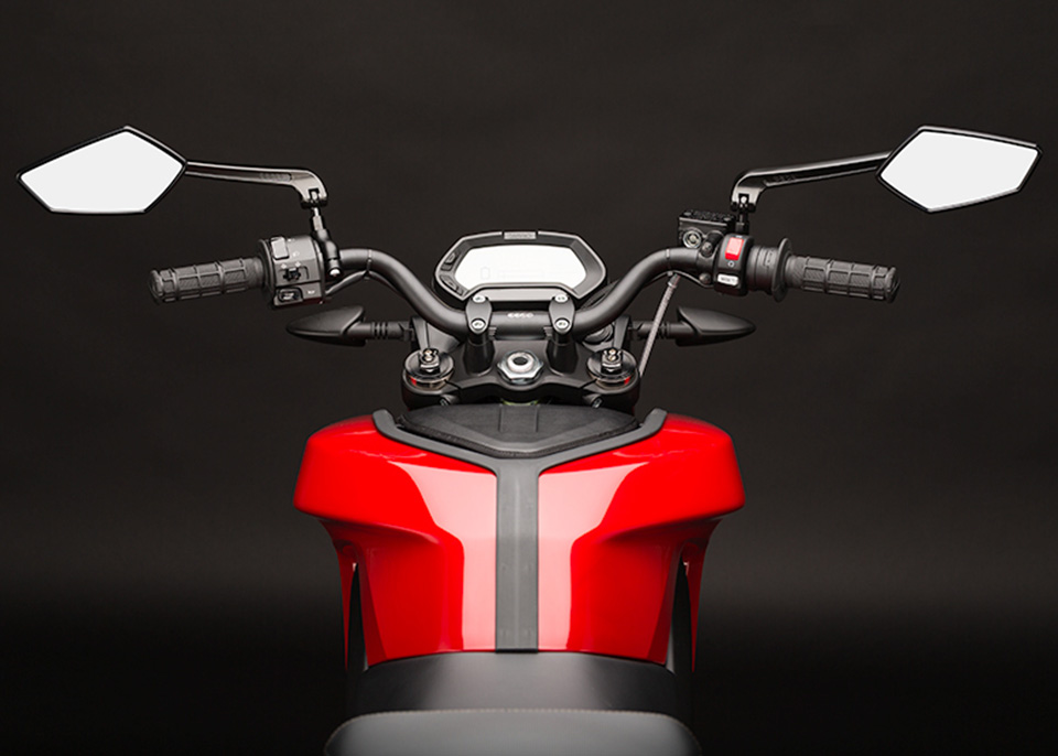 2014 Zero SR Electric Motorcycle 4