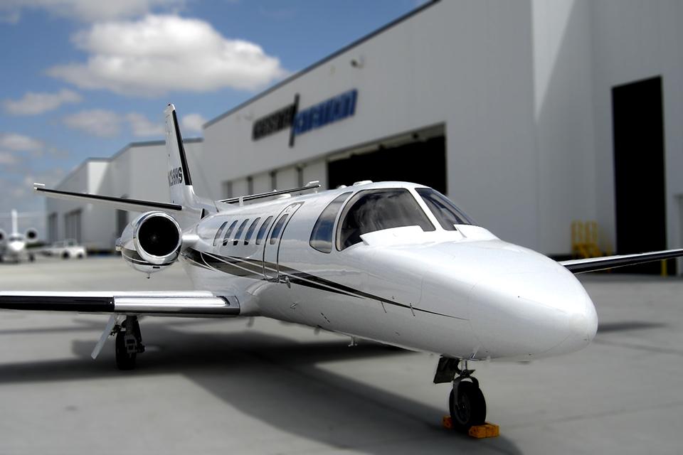 Citation Bravo Jet photo by Global Jet on Flickr