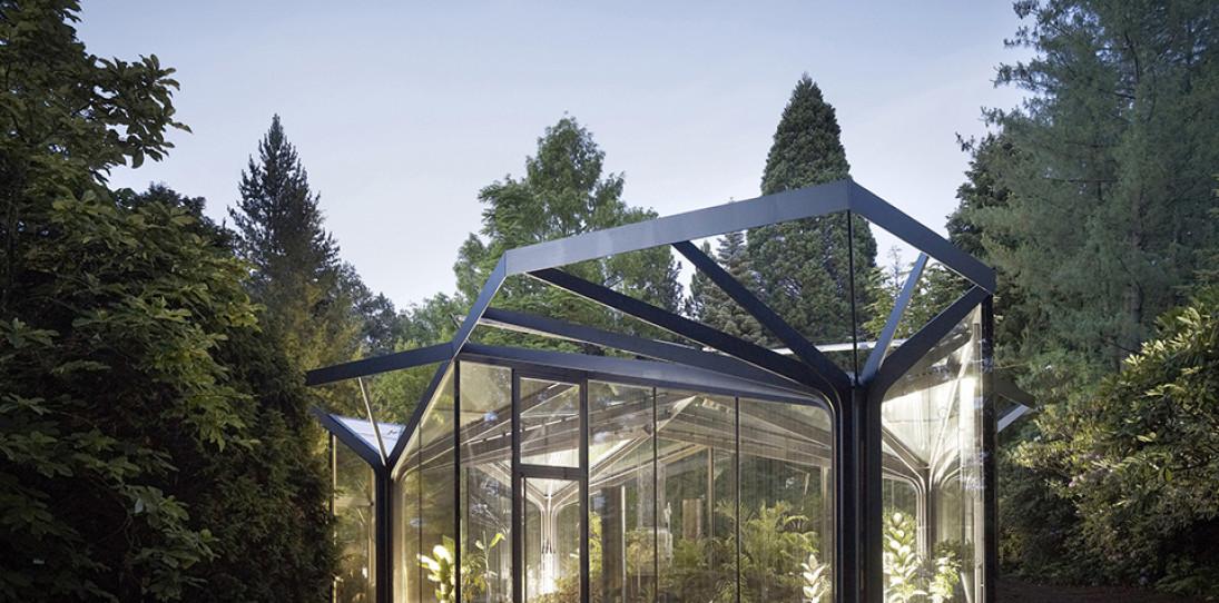 Greenhouse Botanical Garden – Grueningen