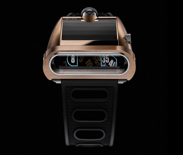 MBandF HM5 RT 1 600x508 MB&F HM5 RT Watch