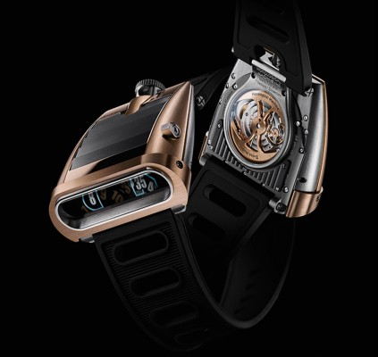MBandF HM5 RT 3 423x400 MB&F HM5 RT Watch