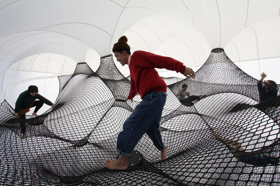 Net Blowup by Numen and ForUse 3