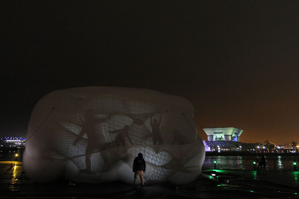 Net Blowup by Numen and ForUse 5