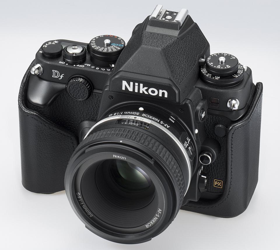 Nikon Df Digital SLR (10)