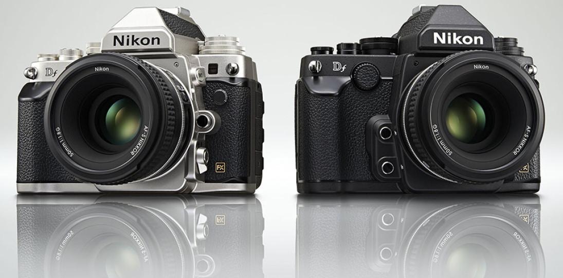 Nikon Df DSLR: Exploring Nikon's Retro Flagship