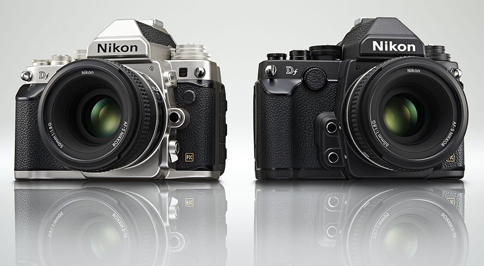 Nikon Df Digital SLR (2)