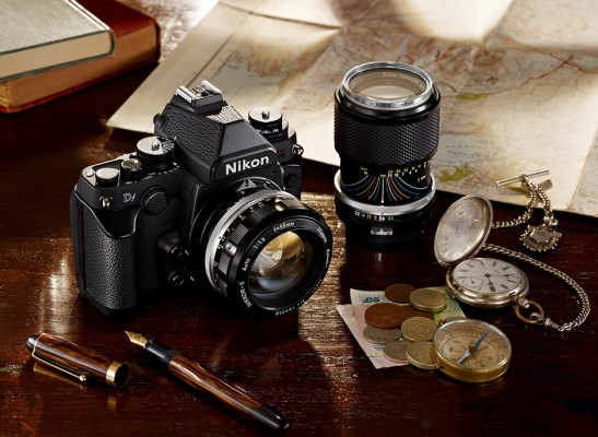Nikon Df Digital SLR (6)