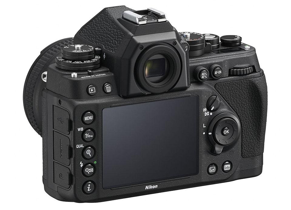 Nikon Df Digital SLR (8)