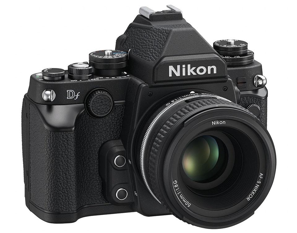 Nikon Df Digital SLR (9)