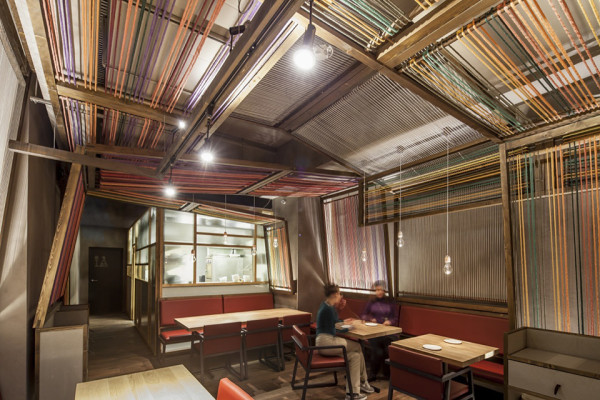PAKTA Restaurant by El Equipo Creativo 5