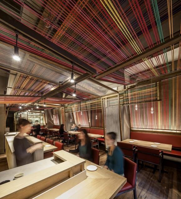 PAKTA Restaurant by El Equipo Creativo 8