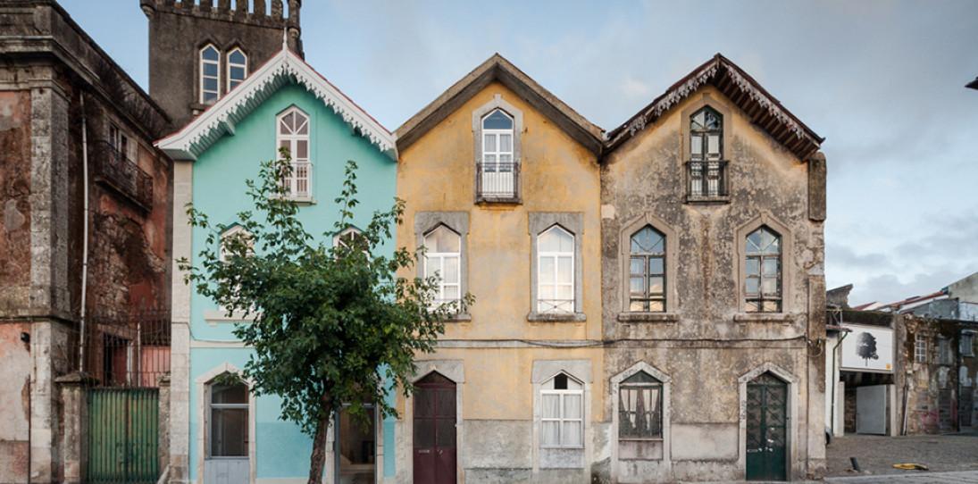 Three Cusps Chalet – Portugal