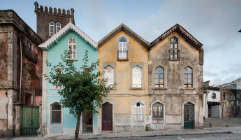 Three Cusps Chalet – Portugal