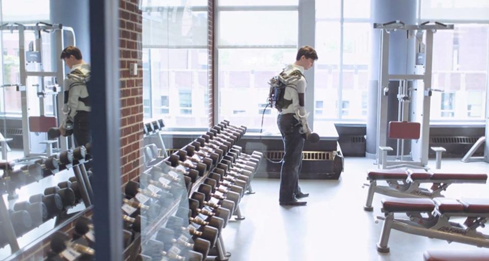 Titan Arm Exoskeleton – 2013 James Dyson Award Winner 2