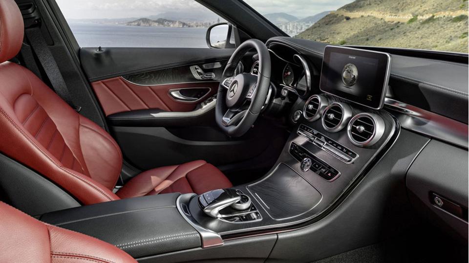 2015 Mercedes C-Class 5