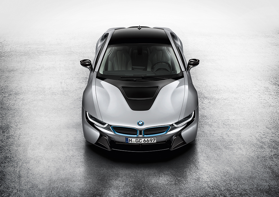 BMW i8 Plug in Electric Sports Car 3 Motorlust: The Top 10 Exotic Cars of 2013