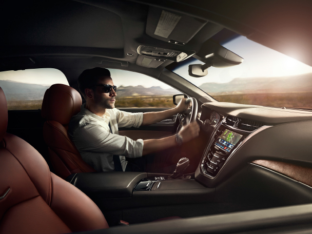 Cadillac Interior – American Design