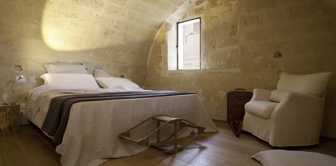 Corte San Pietro Hotel in Italy's Cave City