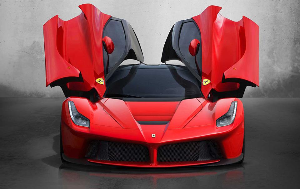 Ferrari La Ferrari 1