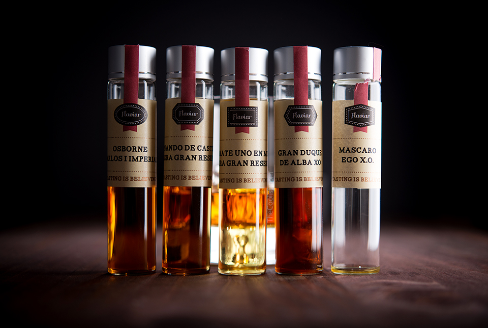 Flaviar—bottle-selection