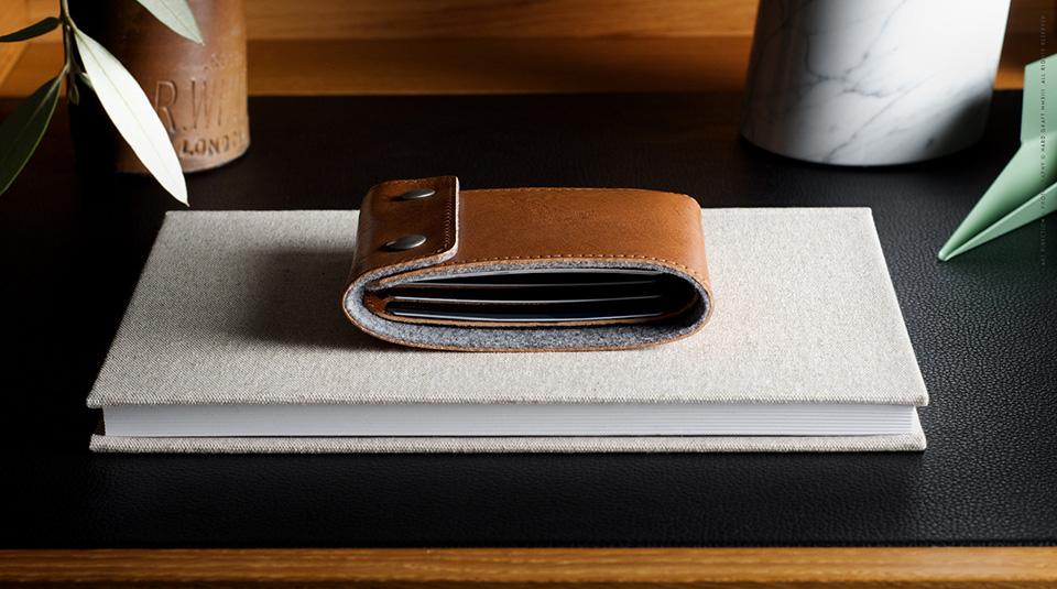 Hard Graft Snap Wallet 6
