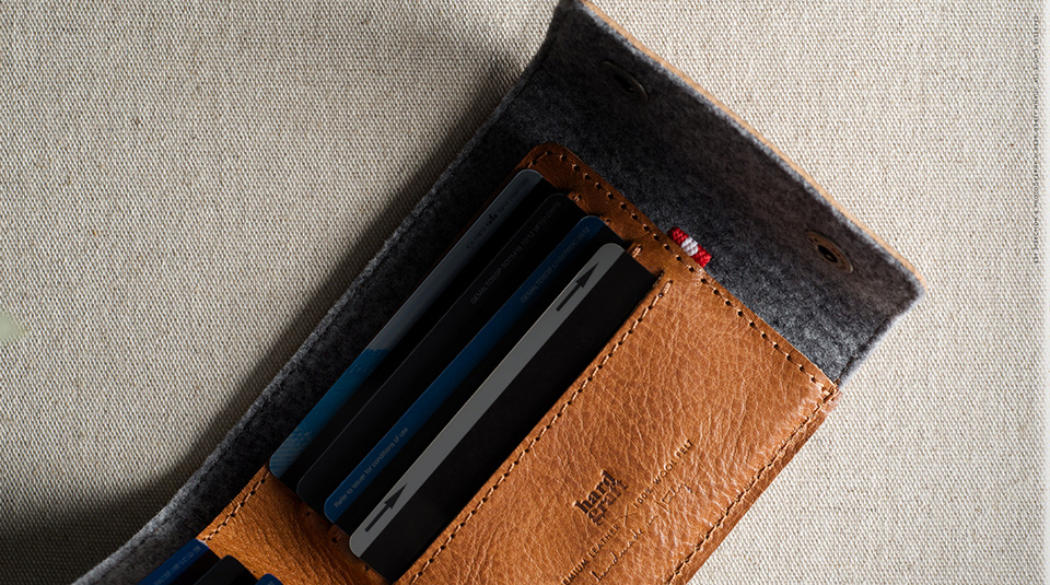 Hard Graft Snap Wallet 7