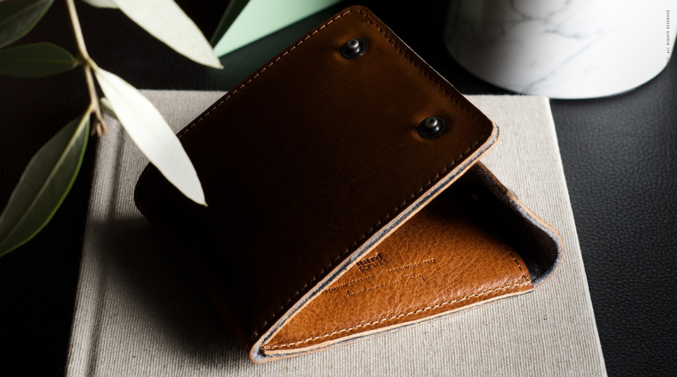 Hard Graft Snap Wallet 8