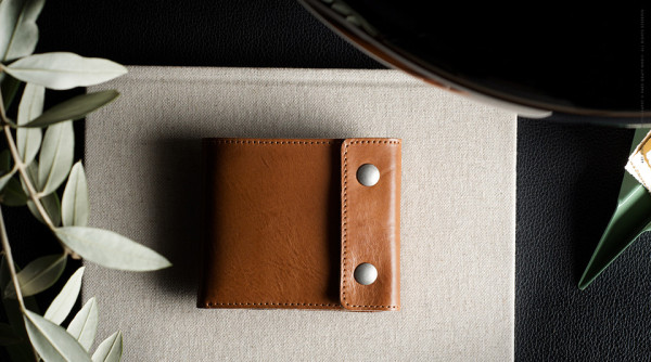 Hard Graft Snap Wallet 9 600x334 Hard Graft Snap Wallet