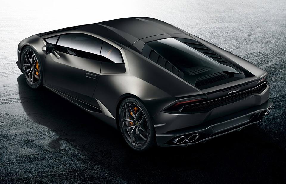 Lamborghini Huracán LP 610-4 2