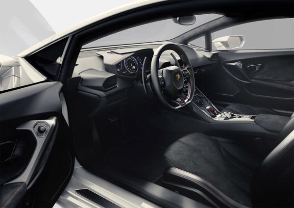 Lamborghini Huracán LP 610 4 3 600x424 Lamborghini Huracán LP 610 4