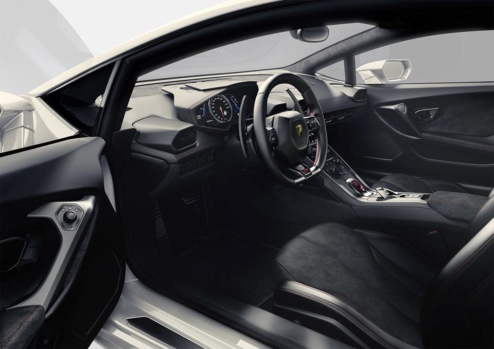Lamborghini Huracán LP 610-4 3