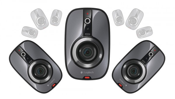 Logitech Alert Video Security System