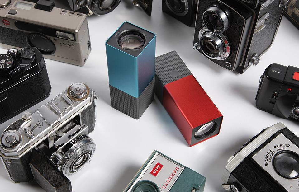 NewDealDesign – Lytro Light Field Camera