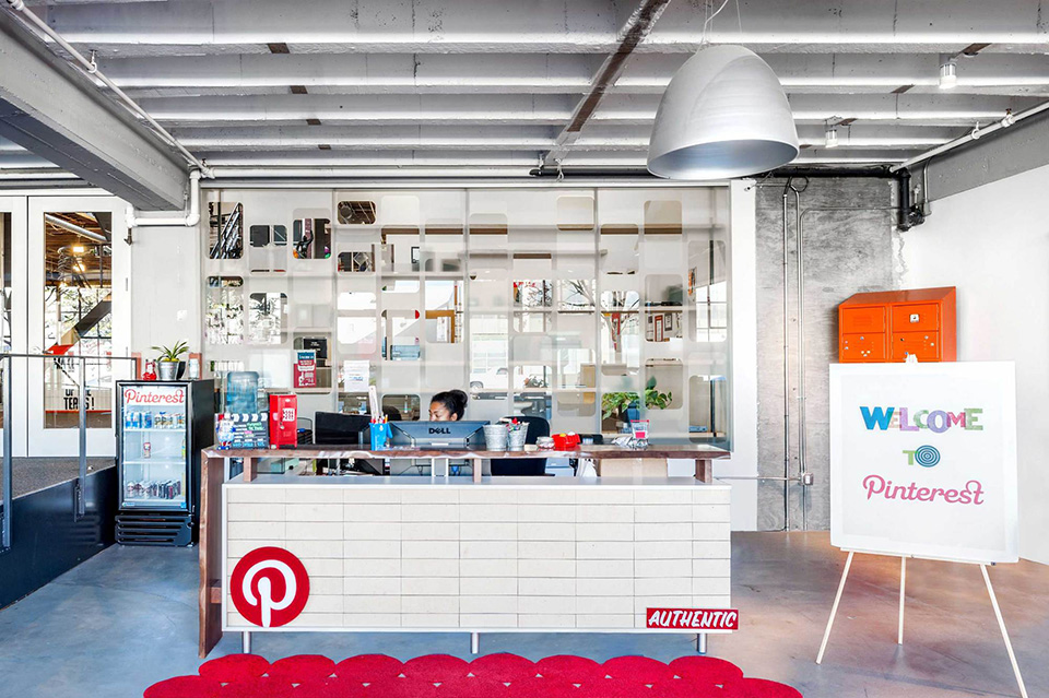 Pinterest Headquarters 7