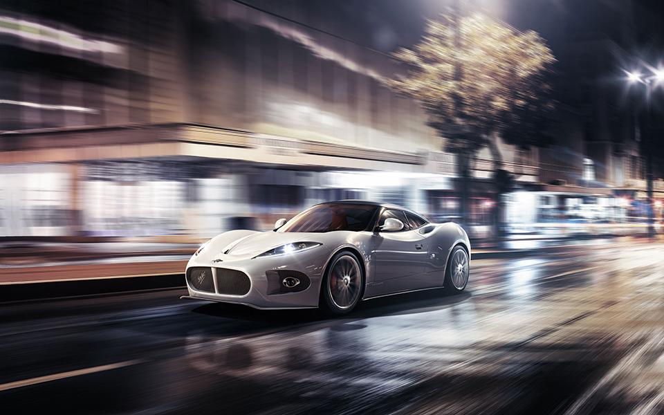 Spyker B6 Venator Concept 2