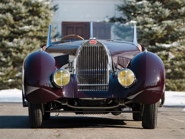 1937 Bugatti Type 57C Roadster 2 600x449 1937 Bugatti Type 57C Roadster