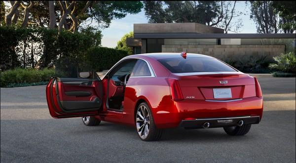 2015 Cadillac ATS Coupe 5