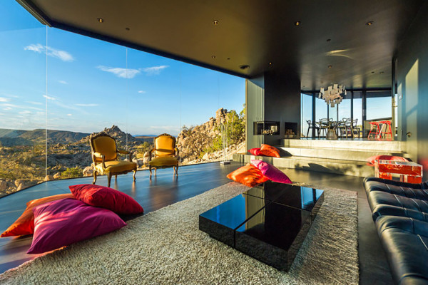 Black Desert House by Marc Atlan photography by Marc Angeles 15 600x400 The Black Desert House by Marc Atlan Design