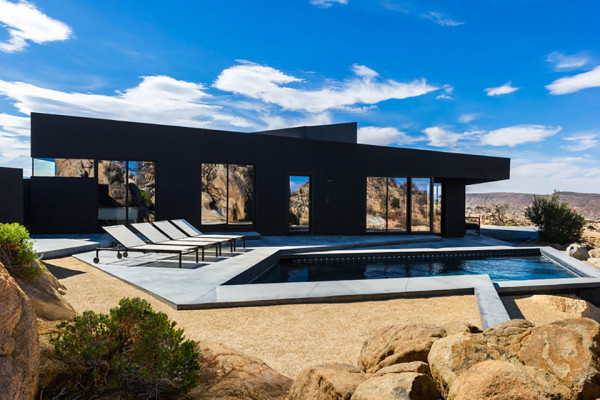 Black Desert House by Marc Atlan photography by Marc Angeles 16 600x400 The Black Desert House by Marc Atlan Design