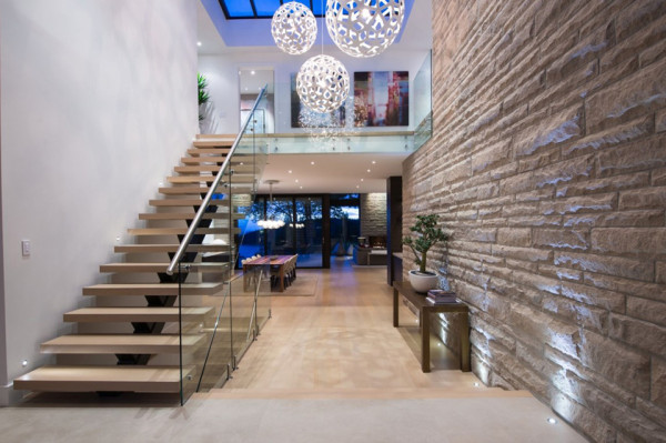 Burkehill Residence by Craig Chevalier and Raven Inside Interior Design 19 600x399 Burkehill Residence by Craig Chevalier