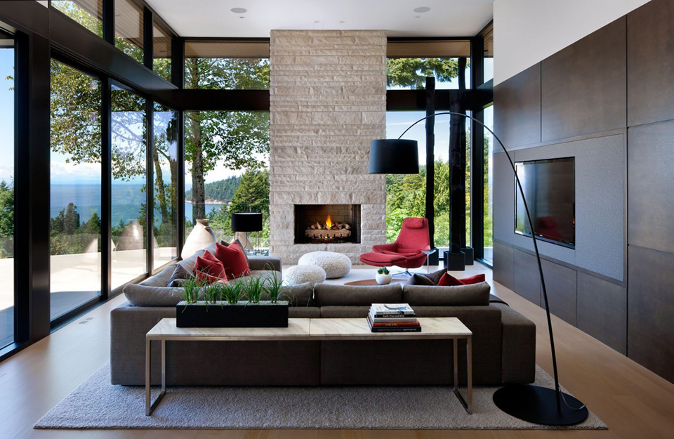 Burkehill Residence by Craig Chevalier and Raven Inside Interior Design 7