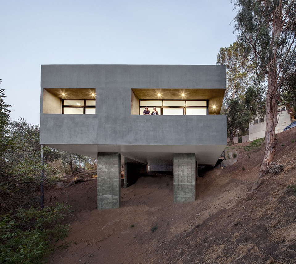 Car Park House by Anonymous Architects 8
