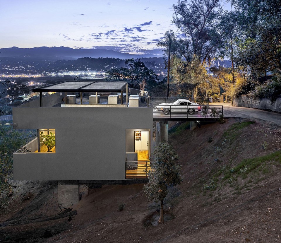 Car Park House by Anonymous Architects 9