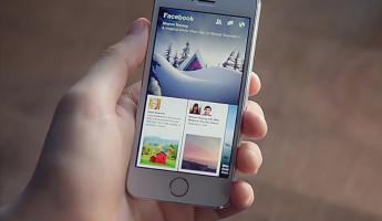 Facebook Paper App 1 345x200 Facebook Paper: the Next Generation Social App