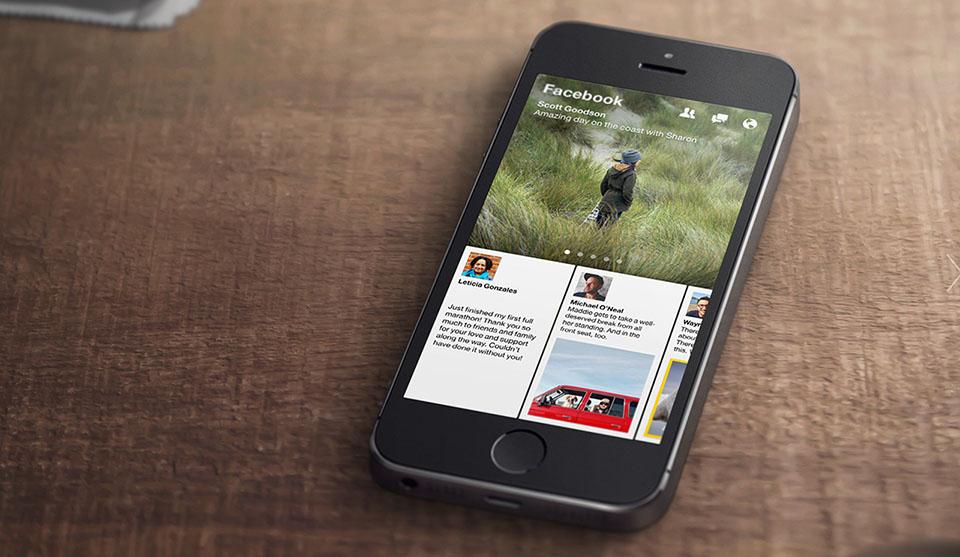 Facebook Paper App 2