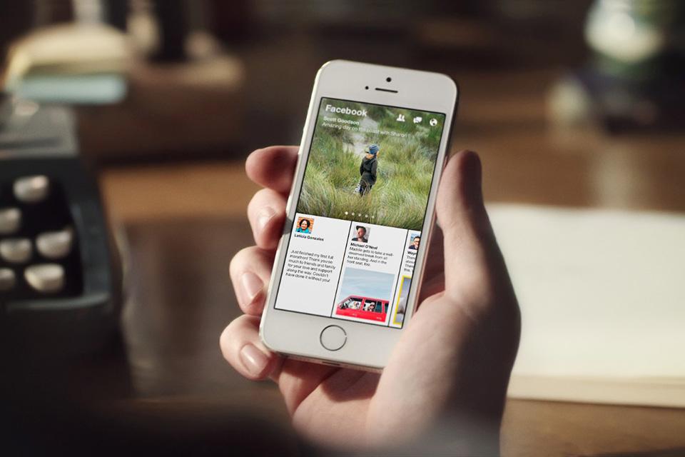 Facebook Paper App 3